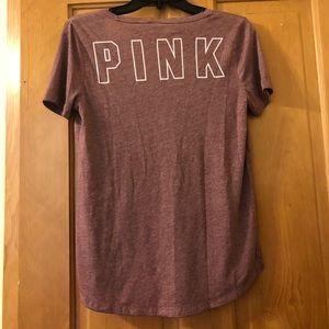 Victoria's secret PINK scoop neck shirt